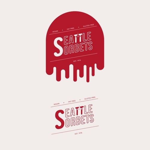 Seattle logo with the title 'Seattle Sorbets'