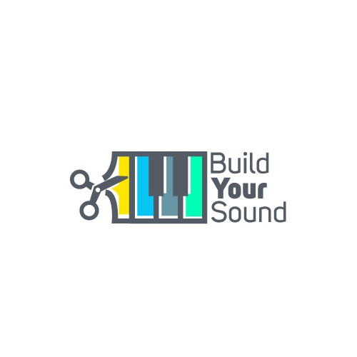 Sound design with the title 'Build Your Sound Logo'