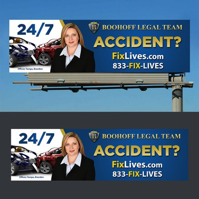 Boohoff Billboard Design