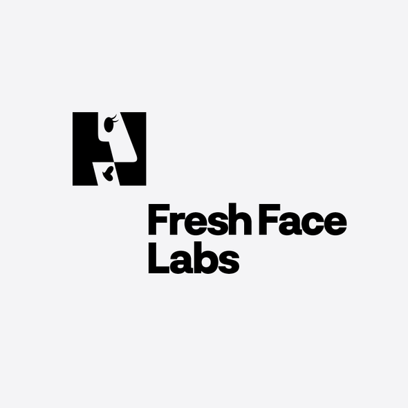 Face brand with the title 'Fresh Face Labs'