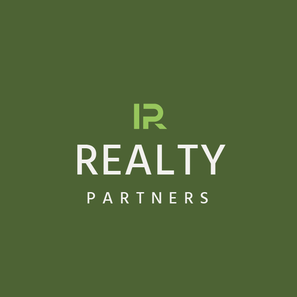 P design with the title 'Realty Partners'