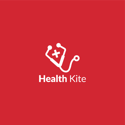 Kite design with the title 'Health Kite'