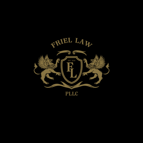 Griffin logo with the title 'Friel Law'