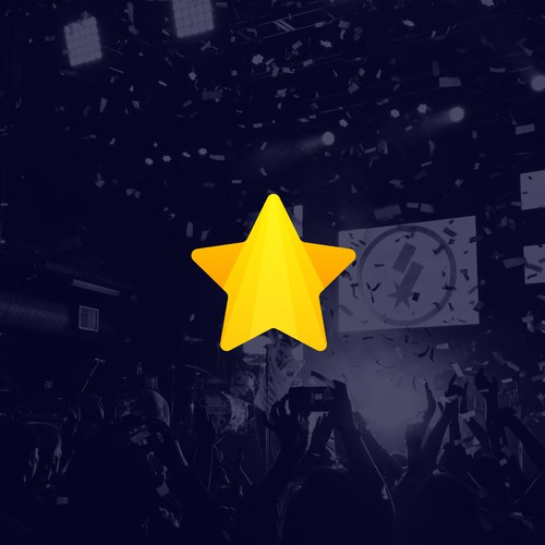 Bright star logo with the title 'Star + Spotlight'