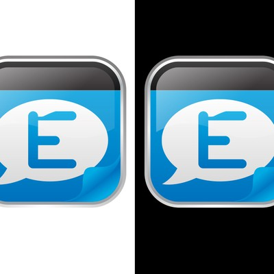 Mobile badge design for ECAL