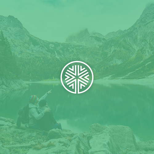 Eco-friendly logo with the title 'Logo for an Eco-Friendly product based clothing brand'
