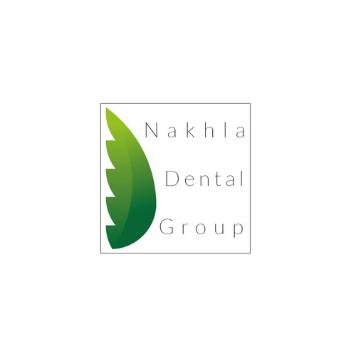 Plum logo with the title 'Nakhla Dental Group'
