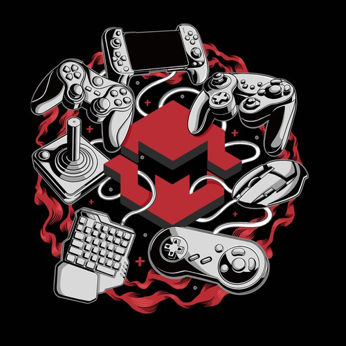 Gamer And Gaming T-shirt Designs: the Best Gaming T-shirt Images ...