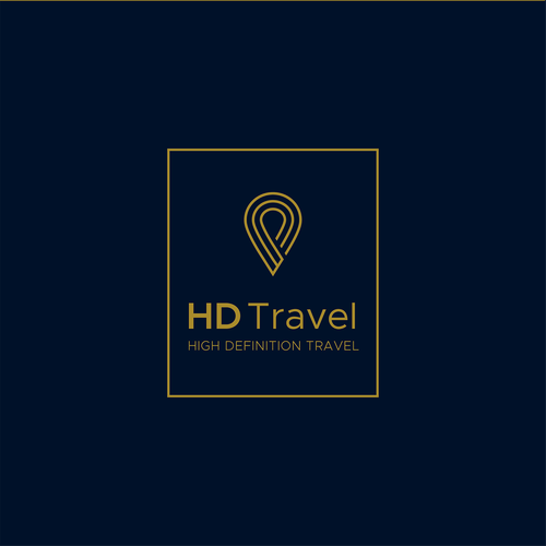 Marker design with the title 'Classy logo for Croatian travel agent'