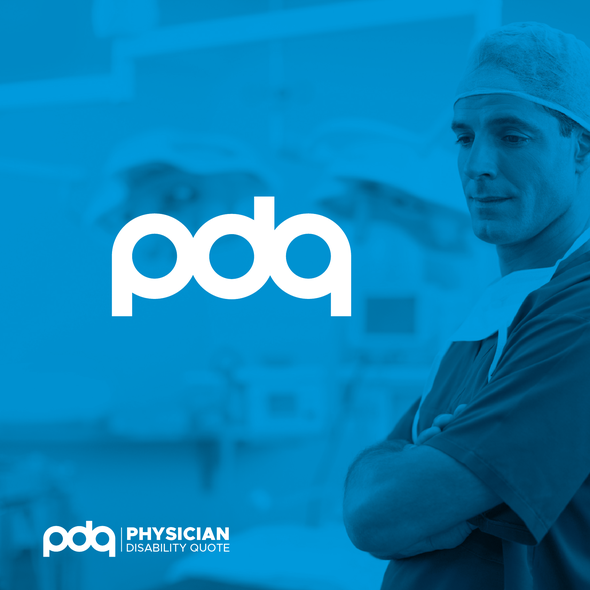 Physician logo with the title ':ogo design for Insurance seller'