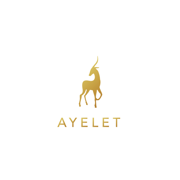 Gazelle logo with the title 'Simple, Modern Logo for Candle'