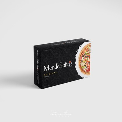 Packaging Design for Mendelsohn's
