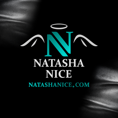 Halo logo with the title 'Logo concept for Natasha (18+)'