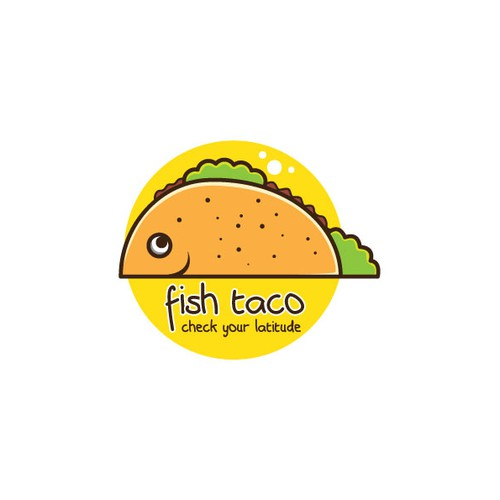 Taco design with the title 'taco bar'
