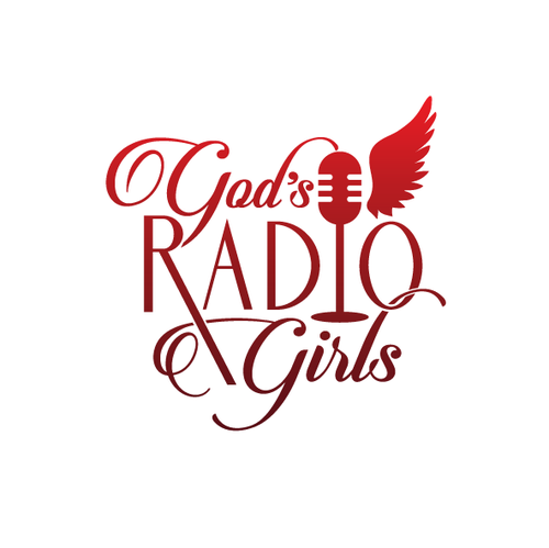 Radio logo with the title 'God's Radio Girls'