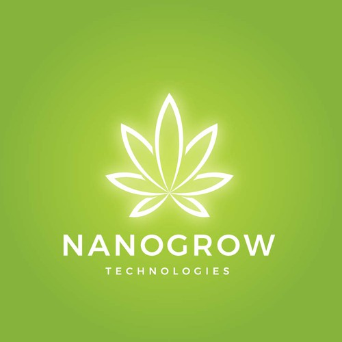 420 design with the title 'Nanogrow'