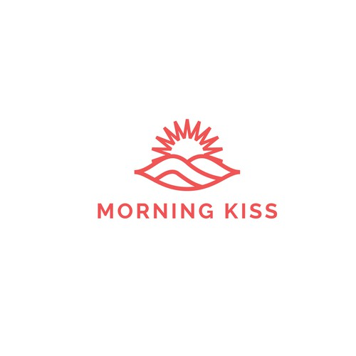 Morning logo with the title 'Elegant logo for dating coaching '