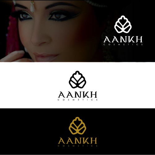 Inspiration brand with the title 'Brand cosmetics'