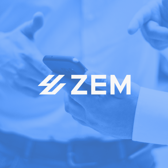 Z design with the title 'ZEM'