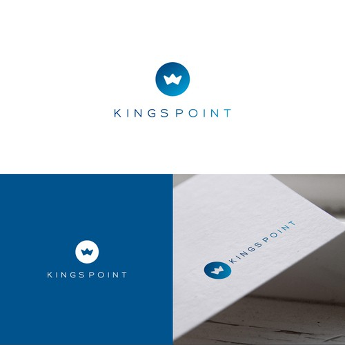 Bank account logo with the title 'Kings Point'