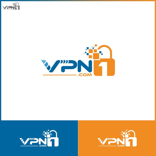 VPN design with the title 'VPN1'