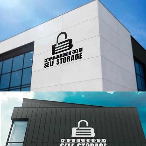 Locker logo with the title 'Self storage'