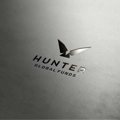 Eagle brand with the title 'Branding for Hunter'