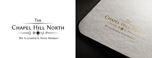 North logo with the title 'The Chapel Hill North Group '