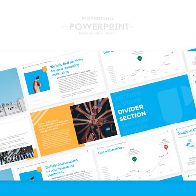 Purposeful Powerpoint Deck