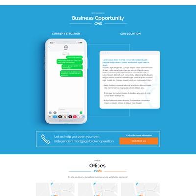 Design a Stunning Website for New Business