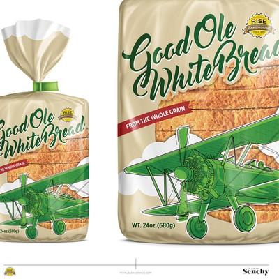 Bread packaging design