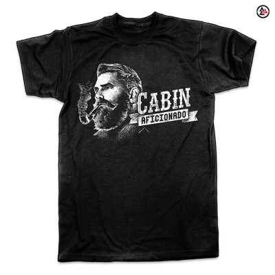 Hipster Cabin Dandy's T-shirt
