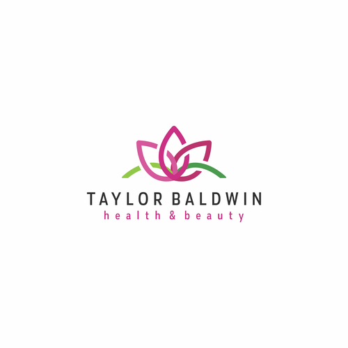 Cosmetics design with the title 'Line art logo concept for Taylor Baldwin'