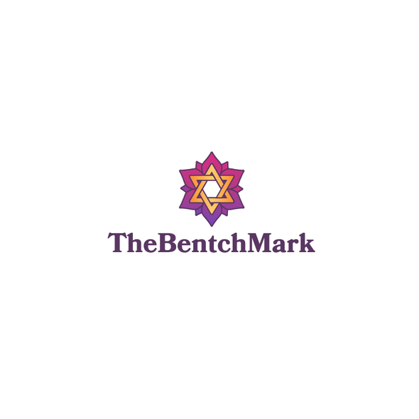 Bat and bar mitzvah logo with the title 'Star of David'