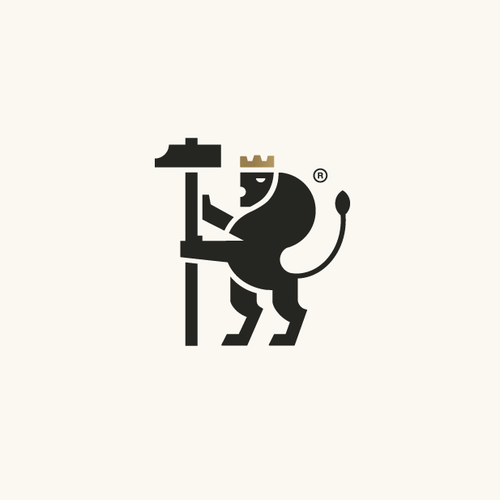 Bold logo with the title 'Veeda Dutch Furniture mark '