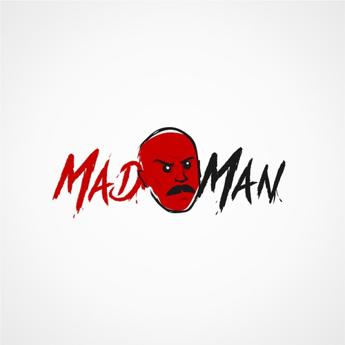 Profile logo with the title 'Mad Man'