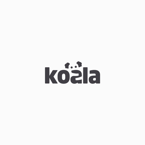 Unique logo with the title 'Koala'