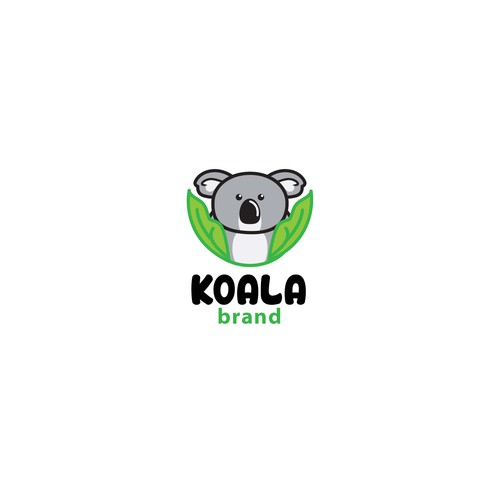 Feed logo with the title 'koala'