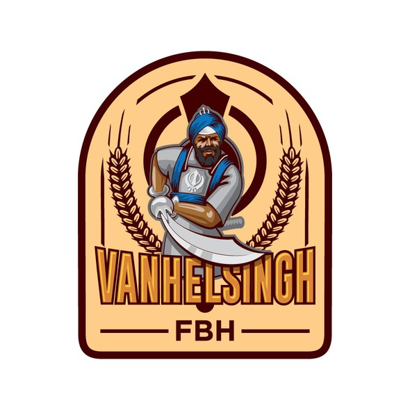 Pencil artwork with the title 'vanhelsingh'