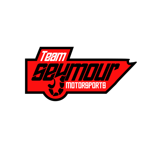Extreme logo with the title 'Aggressive logo for extreme motorsports team'