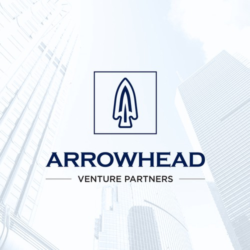 Management logo with the title 'Arrowhead Venture Partners'