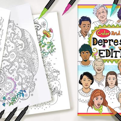Color and Cope: DEPRESSION EDITON
