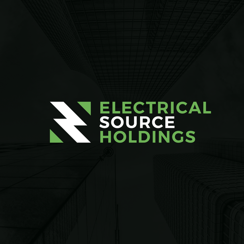 Electricity design with the title 'Electrical Source Holdings'