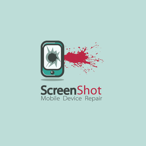 Blood pressure logo with the title 'ScreenShot'