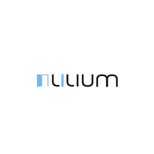 Modern font logo with the title 'Lilium Direct (Project for job searching)'