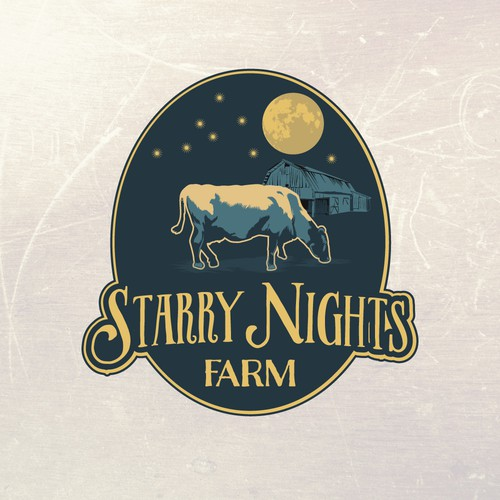 Constellation logo with the title 'Starry Nights'