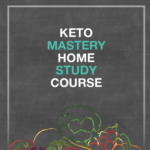 Diet design with the title 'E-Booklet for KetoLean'