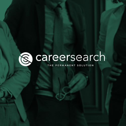 Service logo with the title 'CareerSearch'