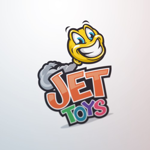Jet logo with the title 'Jet Toys'