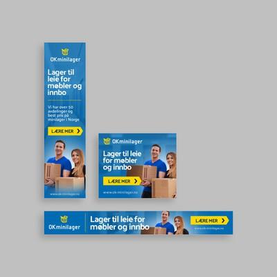 Banner Ad for OK minilager